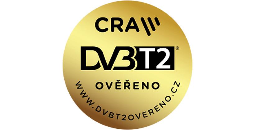 Snadný přechod na vysílací standard DVB-T2 s televizemi Samsung!