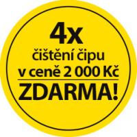 Čištění čipu v hodnotě 2 000 Kč k fotoaparátům Nikon ZDARMA!