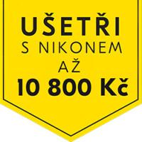 Podzimní akce ušetři až 10 000 Kč s Nikonem!