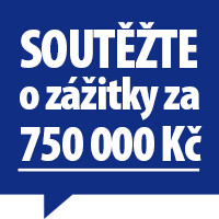 Soutěžte se značkou Bosch o zážitky v hodnotě 750 000 Kč!