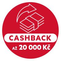AEG Cashback - získejte až 4 000 Kč z nákupu ZPĚT