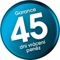 45 dní záruka vrácení peněz na tyčové vysavače Rowenta