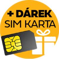 Předplacená SIM karta od MOBIL.CZ
