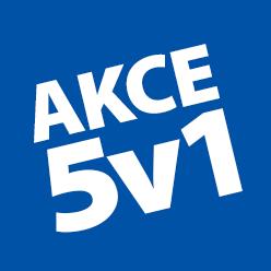 SUPER AKCE 5v1!