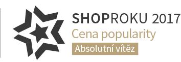 Vítěz SHOP ROKU 2017